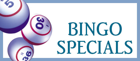 Bingo Specials at Fista Henderson
