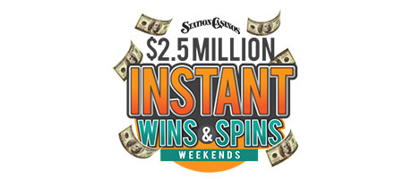 Instant Spin & Win