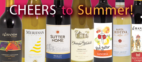 Cheers To Summer Wine Giveaway